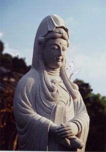 乗願院観音|石彫刻 /石仏・ 狛犬・創作|京都の石屋 / 特注品|芳村石材店