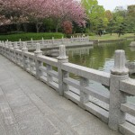 堺・大仙公園 玉垣|石鳥居・玉垣|京都の石屋 / 特注品|芳村石材店