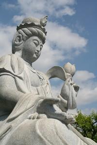妙智院観音|石彫刻 /石仏・ 狛犬・創作|京都の石屋 / 特注品|芳村石材店