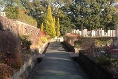 京都霊園,墓地,墓石, 仁和寺,御室, 右京区