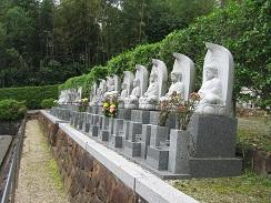 京都永代供養墓, 神応寺, 亀岡, 墓地, 墓石