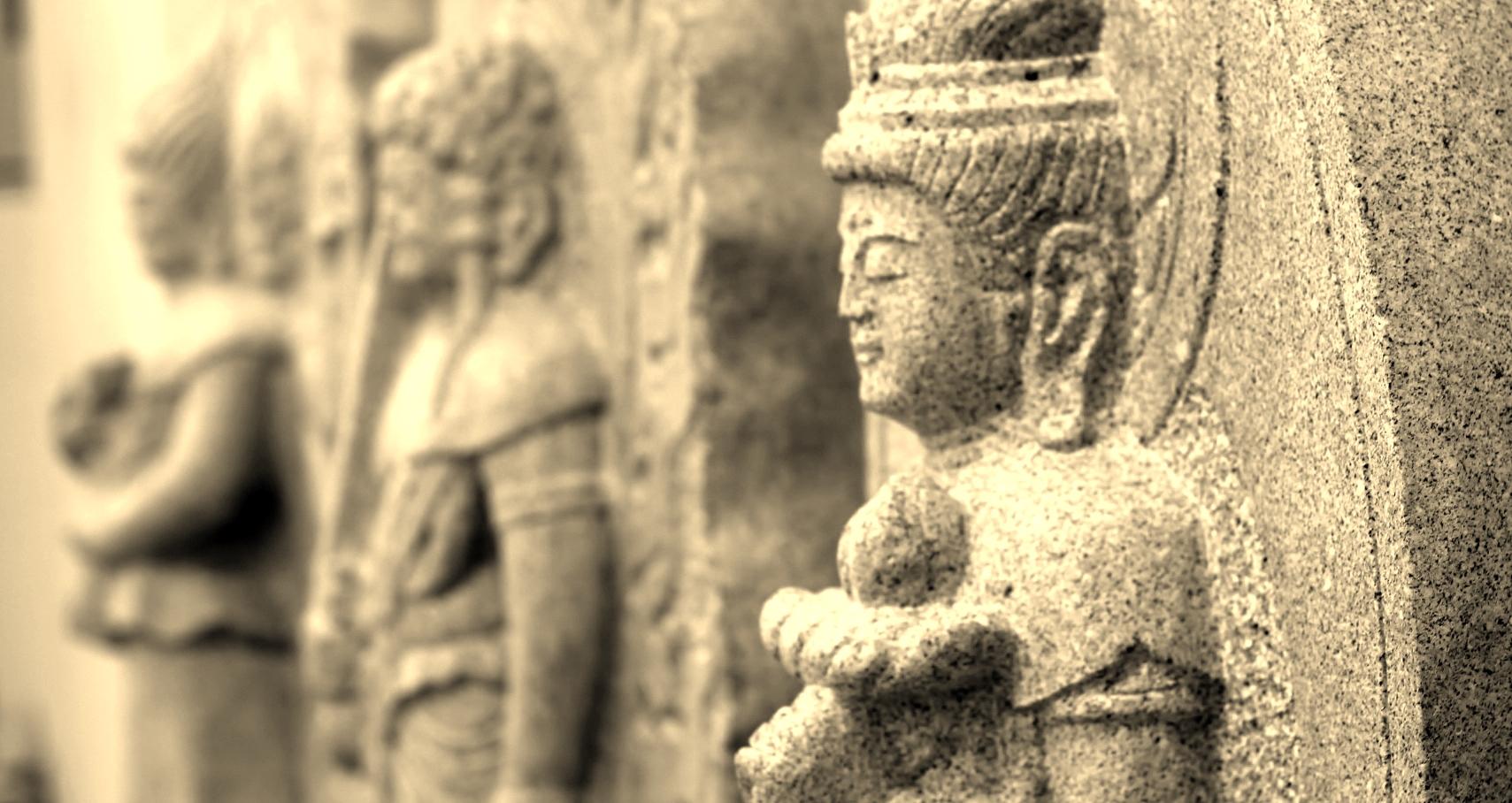 京都, 石屋, 石材店, 石彫刻, 石仏, 狛犬, 創作, 特注品, 伝統, 老舗, 芳村石材店
