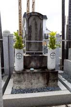京都, 墓地, 霊園, 中京区, 六角通, 四条大宮, 善想寺