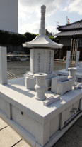京都永代供養墓, 善想寺, 四条大宮, 墓地, 墓石