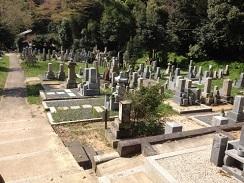 大日山墓所|京都市営墓地|京都の石屋 芳村石材店