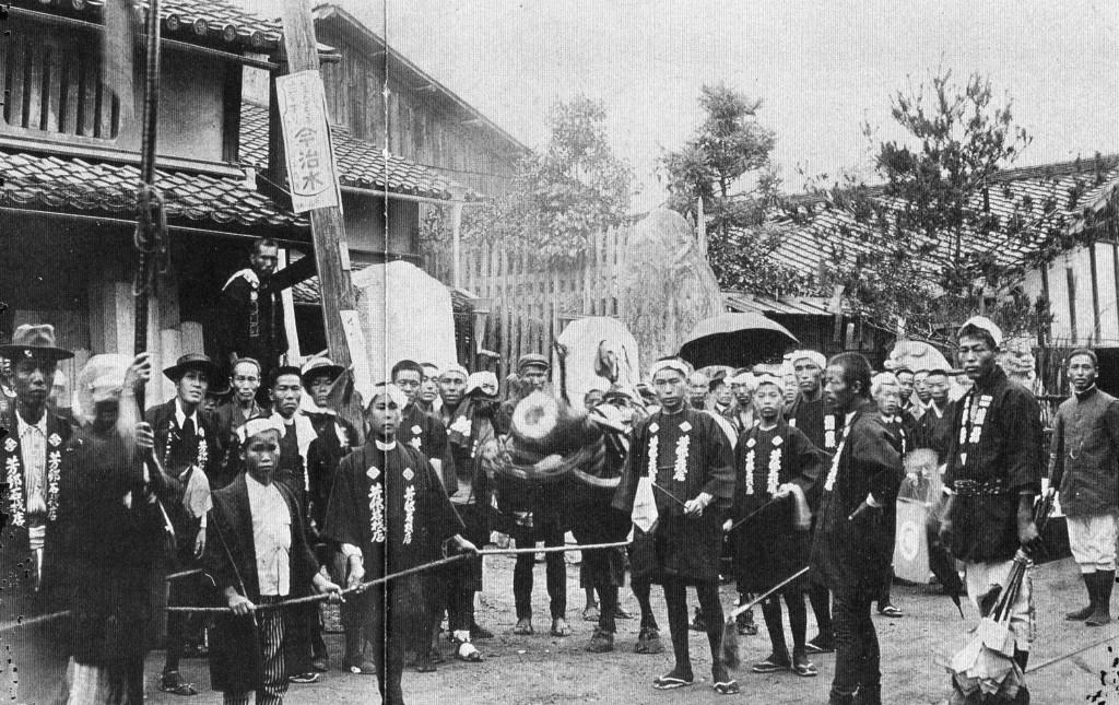 京都の石屋、芳村石材店