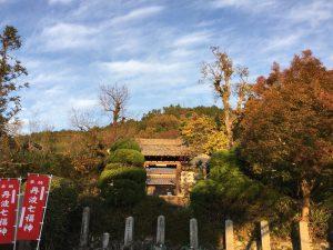 神応寺 山門