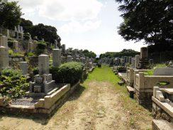 地蔵山墓地|京都市営墓地|京都の石屋 芳村石材店