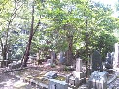 若王子山墓地|京都市営墓地|京都の石屋 芳村石材店