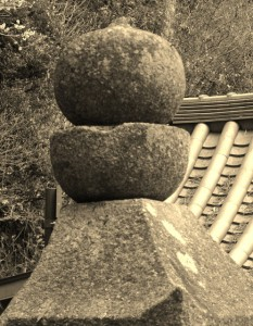 京都, 石灯篭, 石建築物 ,石屋,老舗 ,芳村石材店 ,伝統