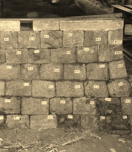 京都の文化財を保護する石仕事|石の建築物|京都の石屋 特注品|芳村石材店