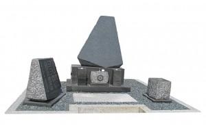 オリジナル墓・洋墓②|京都の石屋 芳村石材店