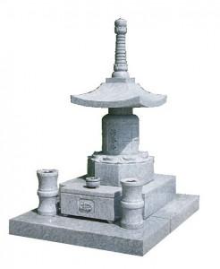 オリジナル墓・宝塔型|京都の石屋 芳村石材店