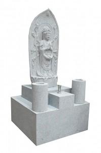 オリジナル墓・悠久墓|京都の石屋 芳村石材店