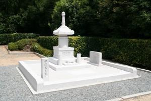 宝塔型石碑,オリジナル墓,京都のお墓