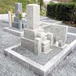 お墓移動作業 移動後|京都でのお墓相談,お墓のリフォームプラン