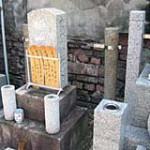 大塔婆リフォーム施行後|京都でのお墓相談,お墓のリフォームプラン