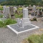 土の入れ替えプラン 施工前|京都でのお墓相談,お墓のリフォームプラン