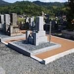 土の入れ替えプラン 工事完了|京都でのお墓相談,お墓のリフォームプラン