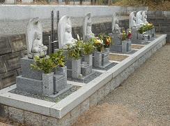 オリジナル石仏の悠久墓