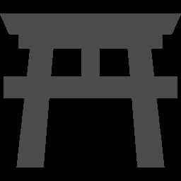 鳥居のアイコン 石茂 芳村石材店