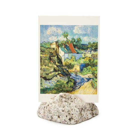 天然石のカード立て