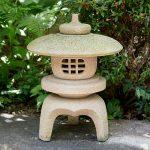 Yukimi stone lantern